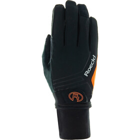 Roeckl Raab Gloves black/orange
